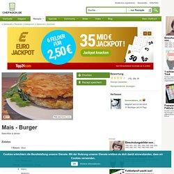 Mais - Burger (Rezept mit Bild) von Sonnenblume_80