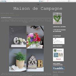 Maison de Campagne - Page 1 - Maison de Campagne