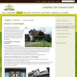 Maison à colombages < Maison bois