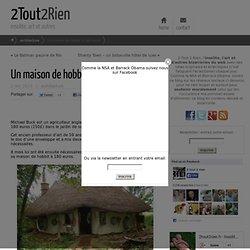 Un maison de hobbit à 180 euros