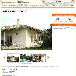 Maison 4 pièces 125m2 Ventes immobilières Tarn-et-Garonne