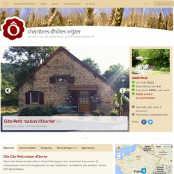 Gite Petit maison d'Ouvrier - Gîte in Chatel-Montagne (Allier)