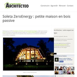 → Maison bois passive : Soleta ZeroEnergy