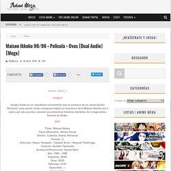 Maison Ikkoku 96/96 + Pelicula + Ovas [Dual Audio] [Mega] - Anime Mega