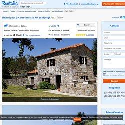 Maison pour 2-4 personnes à 5 km de la plage - Areosa (Viana do Castelo - Viana do Castelo) Costa Verde