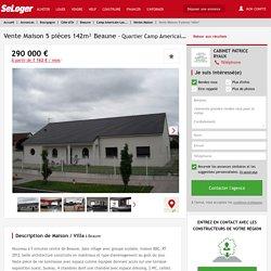 Beaune - 5 pièces 142m² 290000€