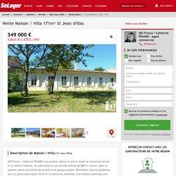 Vente maison 7 pièces Saint-Jean-d'Illac - maison Maison en pierre F7/T7/7 pièces 171m² 349000€