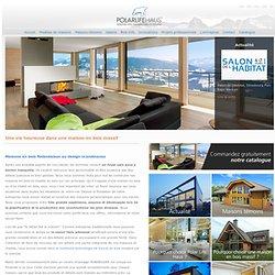 Polar Life Haus: Modèles PlusVilla, maisons bois modernes