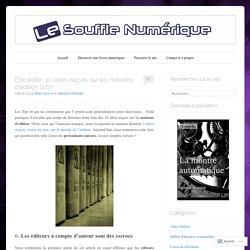 Être édité : 10 idées reçues sur les maisons d'édition (2/2)