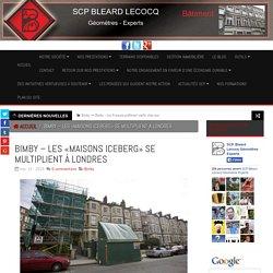 Bimby - Les «maisons iceberg» se multiplient à Londres -