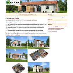 Les maisons Natilia - Ma maison bois avec Natilia Cholet (49)