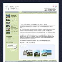 Corps de ferme, Fermettes, Maisons de pays | F926 | Perche et Demeures