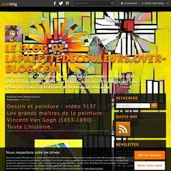 vidéo 3137 : Les grands maîtres de la peinture: Vincent Van Gogh (1853-1890) - Toute L'histoire.
