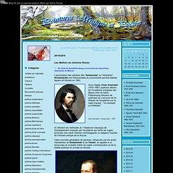 Peintures Musique et Poésies : Les Maîtres du réalisme Russe