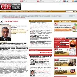 Maîtrise d'usage, une notion innovante - Les experts de CIO - Tru Dô-Khac