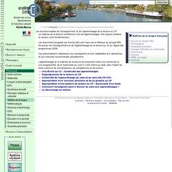 DSDEN du Val-de-Marne- Maîtrise de la langue française