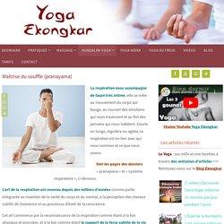 Maîtrise du souffle (pranayama) – Yoga Ekongkar