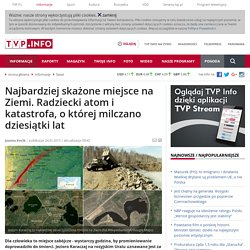 Majak: jezioro Karaczaj - tvp.info