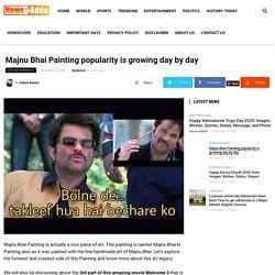 Majnu Bhai Painting Popularity