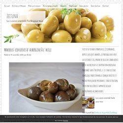 Makdous: conserves d'aubergine à l'huile - Zeituna