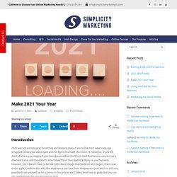 Simplicity Marketing, LLC