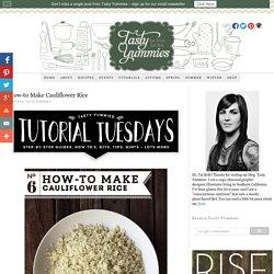 How-to Make Cauliflower Rice