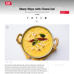 Lauki Chana Dal Recipe