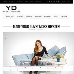 Make your duvet more hipster!