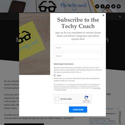 Make your own Mad Libs with Google Forms – The Techy Coach