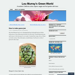 Lou Murray's Green World