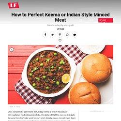 Best Keema Recipe