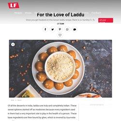 Easy Besan Laddu Recipe