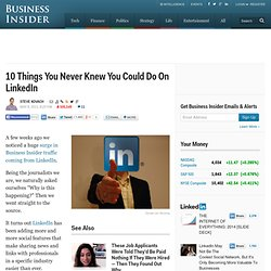 How To Make The Most Out Of LinkedIn - Flock