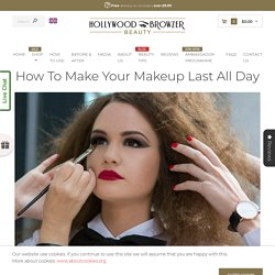 How to Make Your Makeup Last All Day