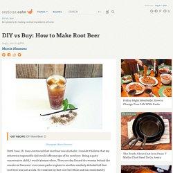 DIY vs Buy: How to Make Root Beer