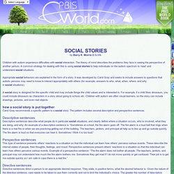 How To Make A Social Story Fact Sheet