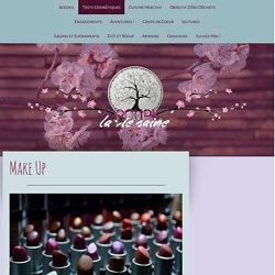 Make Up - poupi laviesaine