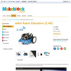 Makeblock mBot Robot Educativo (2.4G)
