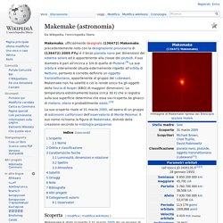 Makemake (Wikipedia)
