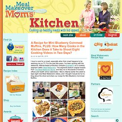 Meal Makeover Moms' Kitchen