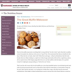 The Great Muffin Makeover