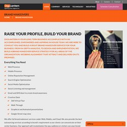 Brand Makeovers Services Company