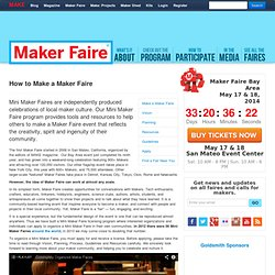 Make a Maker Faire