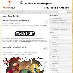 maker fight «