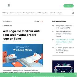 Wix Logo Maker : le meilleur outil pour créer votre logo en ligne