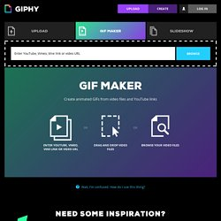 GIF Maker - Video to GIF Creator Tools