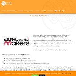 We Are the Makers - Dispense - Scuola di Robotica