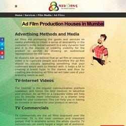 Ad Film Makers in Mumbai, India – Ad Film Makers – Illusions Ads