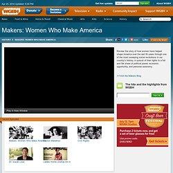 Makers: Women Who Make America