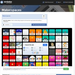 Makerspaces- Symbaloo Gallery